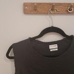 Rag & Bone Cold Shoulder  Sweatshirt